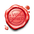 Travelstart's Visa Denied Service.