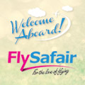 Domestic Flights With FlySafair