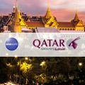 Fly to Thailand with Qatar Airways