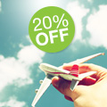 20% Off Local Flights With kulula - One Day Only